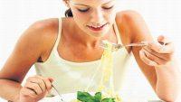 Makarna ile sağlıklı beslenmek mümkün