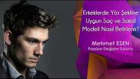 Erkeklerde Yüz Şekline Uygun Saç ve Sakal Modeli Nasıl Belirlenir?