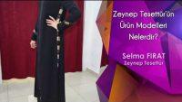 Zeynep Tesettür'ün Ürün Modelleri Nelerdir?