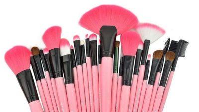 Makyaj fırçaları nasıl temizlenir?