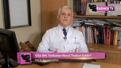 Göz Altı Torbaları Nasıl Tedavi Edilir?
