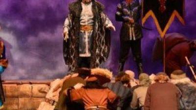 Köroğlu Operası'na Uluslararası Gösterim