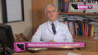 Meme Küçültme Ameliyatları Riskli midir?