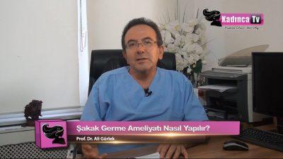 Şakak Germe Ameliyatı Nasıl Yapılır?