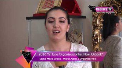 2018 Yılı Organizasyonları Nasıl Olacak?