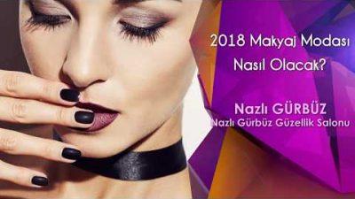 2018 Makyaj Modası Nasıl Olacak?