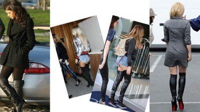 Uzun çizme modası
