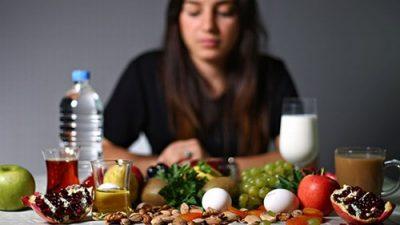 Doğru beslenme için altın kurallar