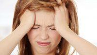 Sürekli baş ağrısının