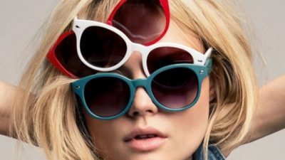 Ucuz güneş gözlüklerine dikkat edin