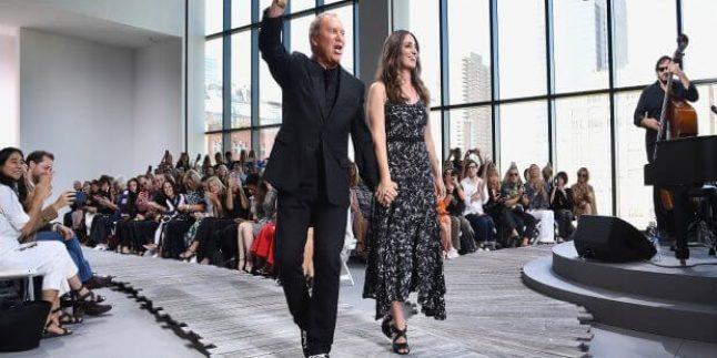 Michael Kors İlkbahar/Yaz 2018 Defilesi New York'da Gerçekleşti