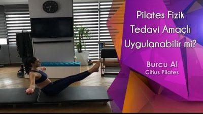 Pilates Fizik Tedavi Amaçlı Uygulanabilir mi