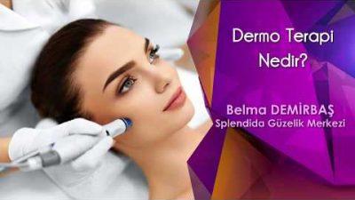 Dermo Terapi Nedir