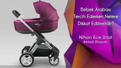 Bebek Arabası Tercih Ederken Nelere Dikkat Edilmelidir?