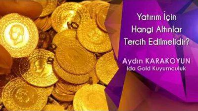 Yatırım İçin Hangi Altınlar Tercih Edilmelidir?