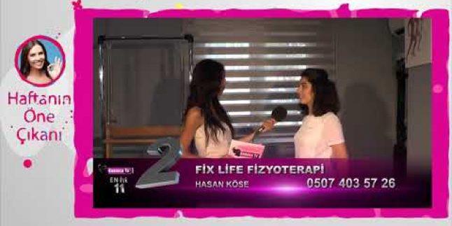 Skolyoz ve Duruş Bozukluğu Tedavisi / Fix Life Fizyoterapi