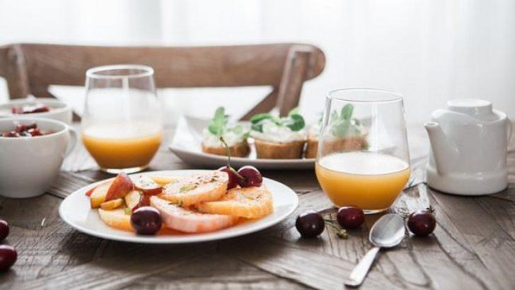 Pratik ve sağlıklı kahvaltı tarifleri