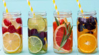 Serinleten sağlıklı içecek tarifleri